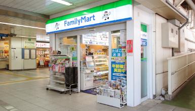 はまりん上永谷駅店のファミリーマートの写真