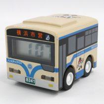 市営バス・目覚まし時計